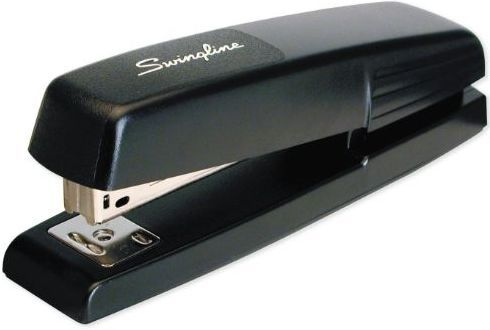 black Swingline stapler