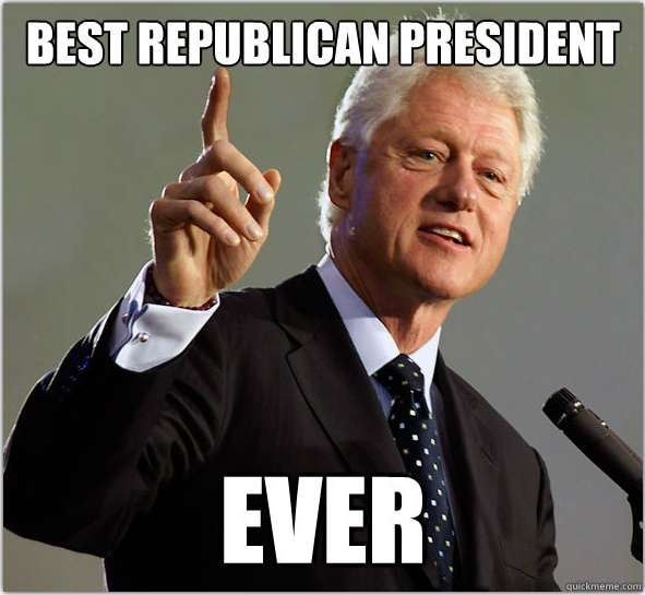 Best Republican President Ever