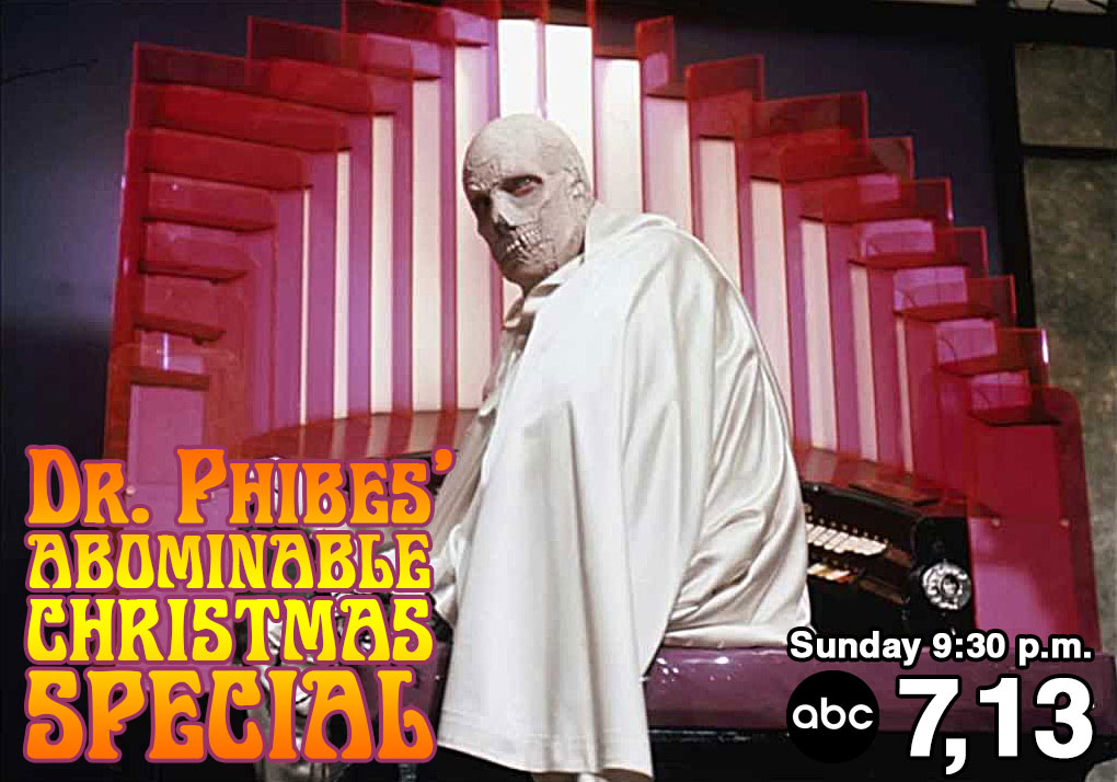 Dr Phibes Abominable Christmas Special (1973)