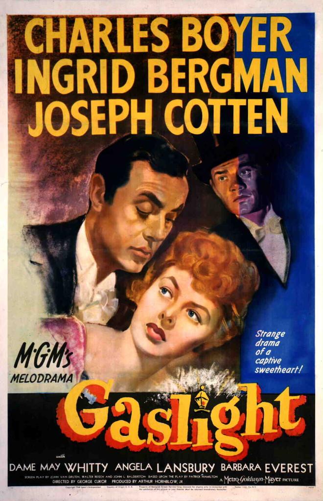 Gaslight (1944) poster
