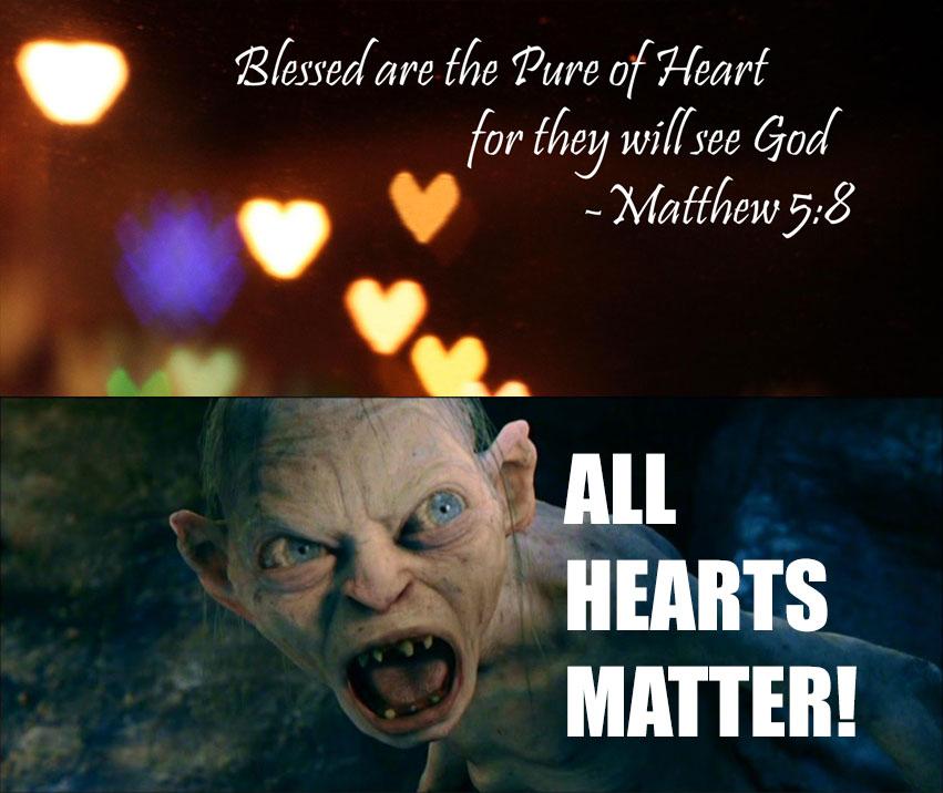 All hearts matter!