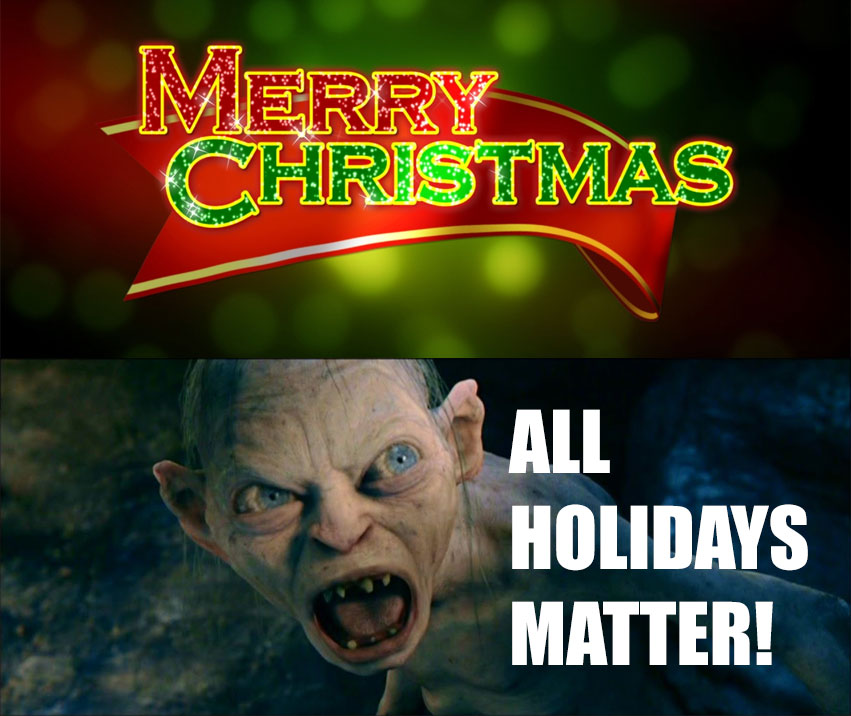 All holidays matter!