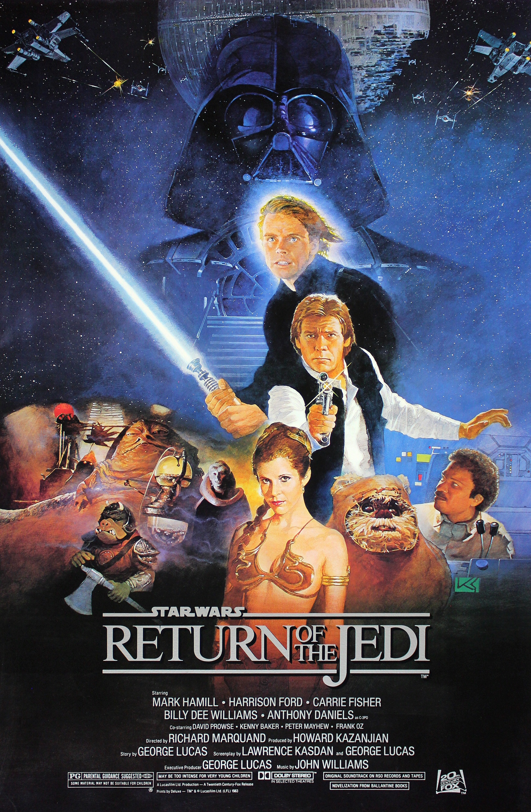 Return Of The Jedi
